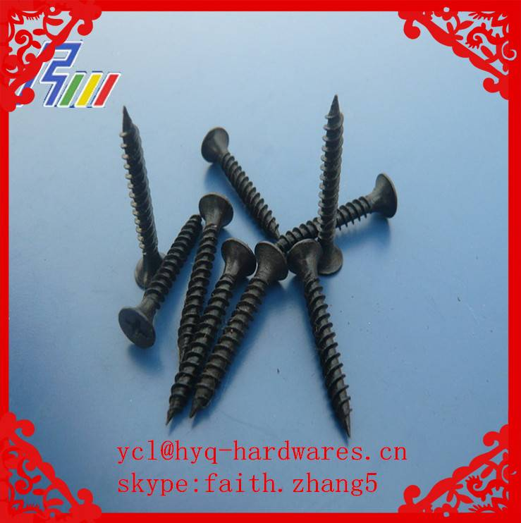 galvanized drywall screw from china factory