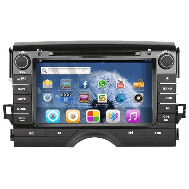 2-Din 8 inch Car Multimedia for Toyota Collora
