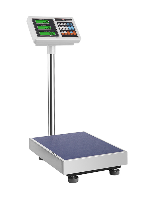 300KG electronic platform scale price computing weighing scales