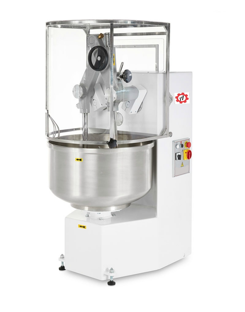 Dough Mixer with Double Arm Technology