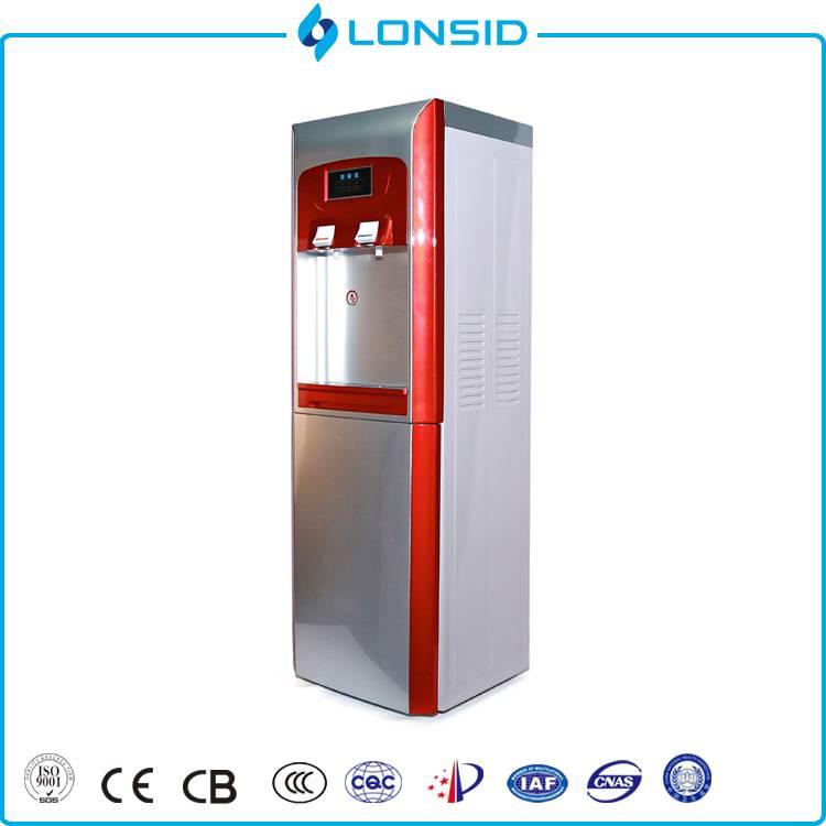 Sell standing type bottled water dispenser