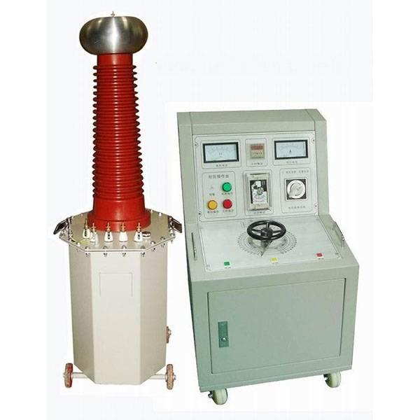Testing Type AC DC High Voltage Testing Transformer