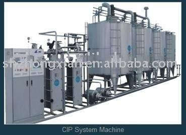 CIP System Machine