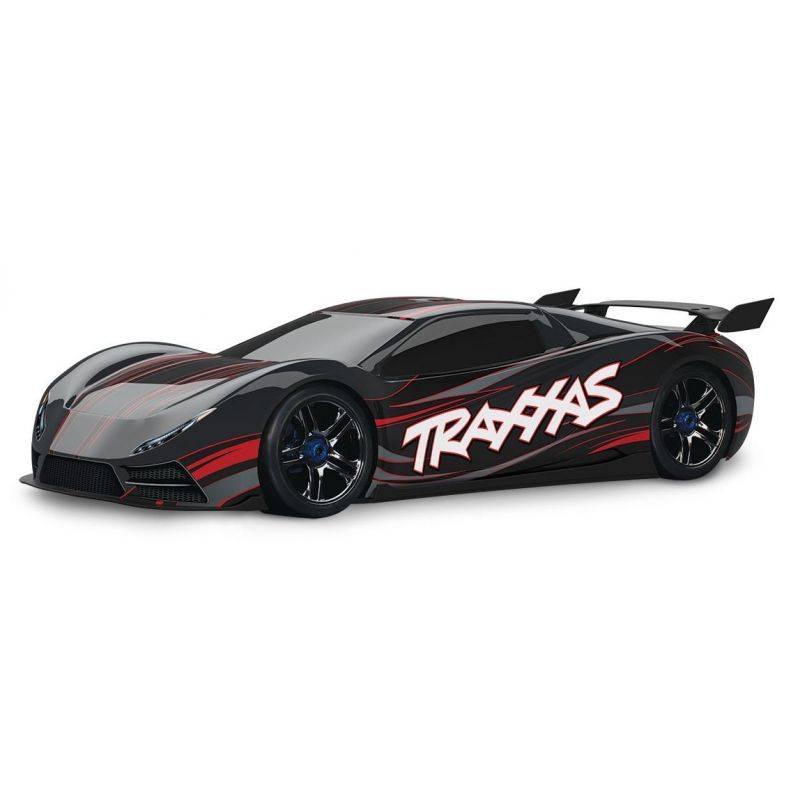 Traxxas XO-1 RTR w/Stability Management TQi 2.4GHz TRA64077-3