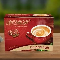3 IN 1 Instant coffee mix Strong flavour - AnThai Cafe Viet Nam