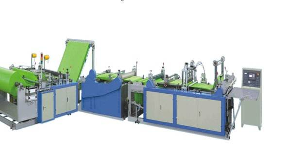 RT-B 600 Model Multi-functional Non-woven Fabrics Bag-Making Machine