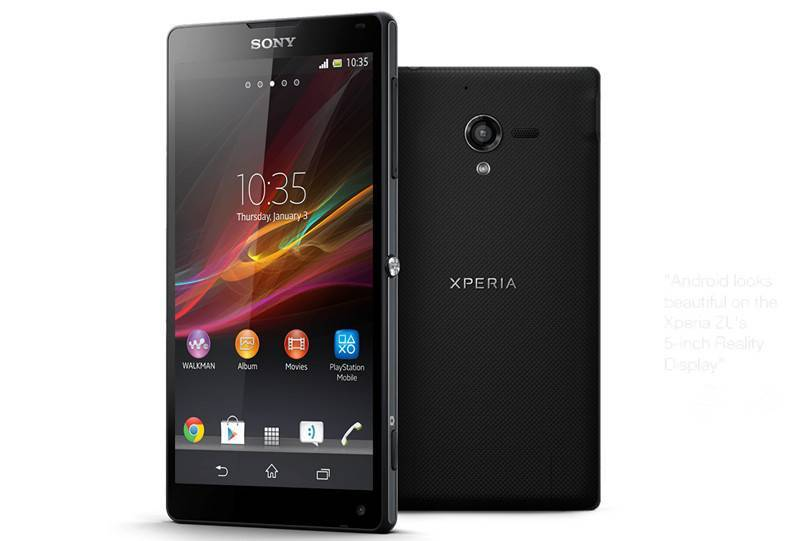Sony Xperia ZL Cell Phone Smartphone Cell phone