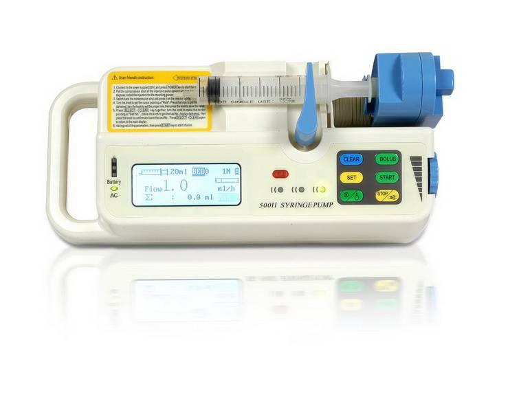 HY 500II Syringe Pump