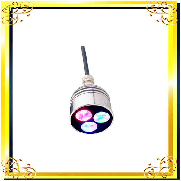 Led spotlight 31w RGB