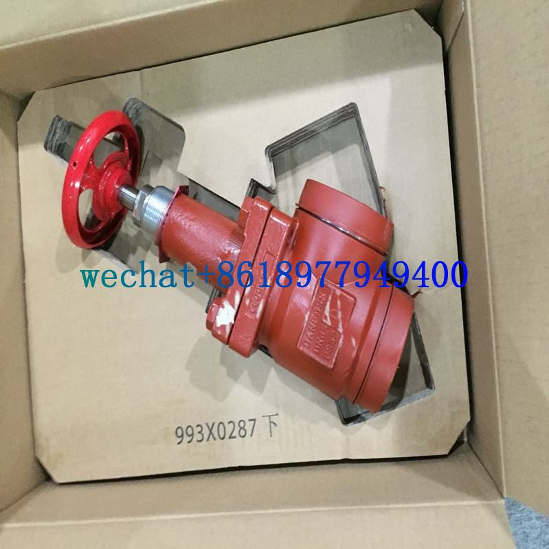 Danfoss SVA-S10-15-DN25-32D/SVA-L40-50D Shut-off valves
