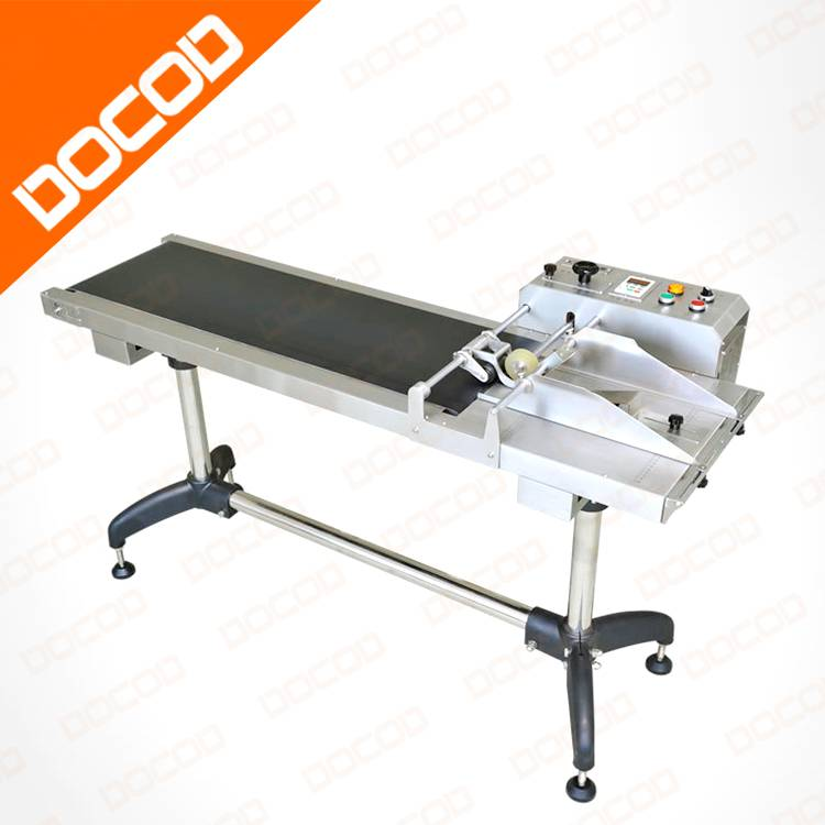 Introduction: DOCOD Reverse Wheel Type Paging Machine DF400 will be use for laminated package bag or