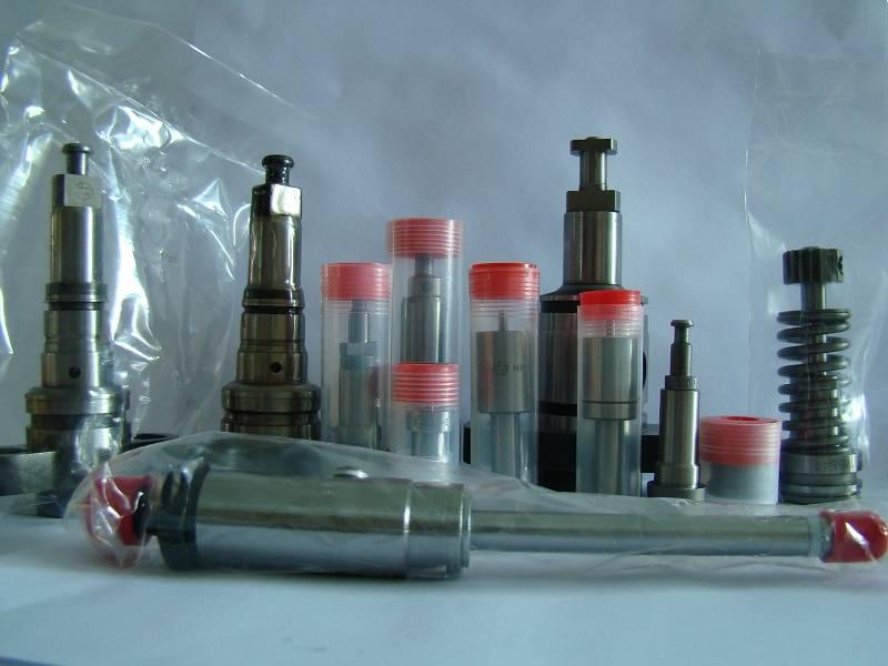 fuel nozzle plunger element