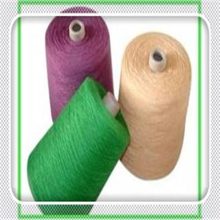 100% acrylic yarn dyed high bulk