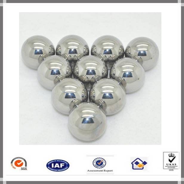5mmG25 5/16mmgG50 chrome alloy steel ball