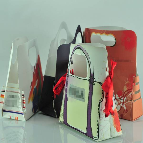Customized stone paper bag