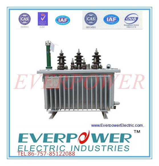 Power Distribution kva Transformer Manufacturer
