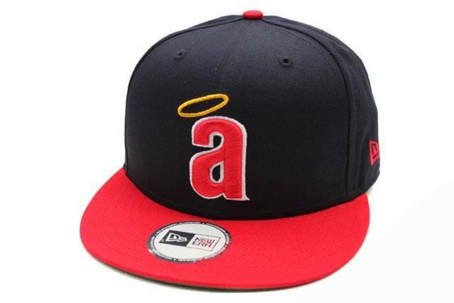 Anaheim Angels hats02