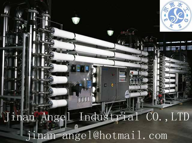 260T RO water treatment equipment for high quality water