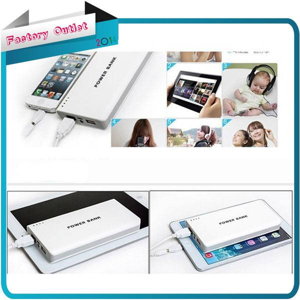 Hot sales 10400mah power bank with high quality
