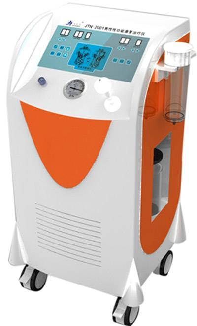 Prostatitis therapeutic and diagnostic equipment