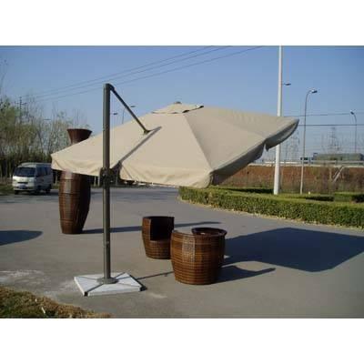 Cantilever Aluminum Parasol