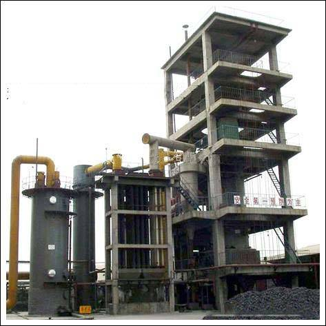 Environmental protection double coal gasifier with top quality