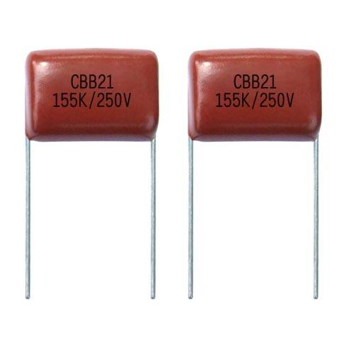 metallized polyepropylene film capacitor CBB21 MPF