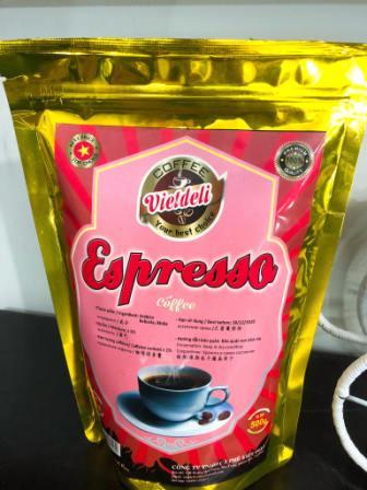 Sell ESPRESSO COFFEE GROUND - Viet Deli Coffee Co., Ltd