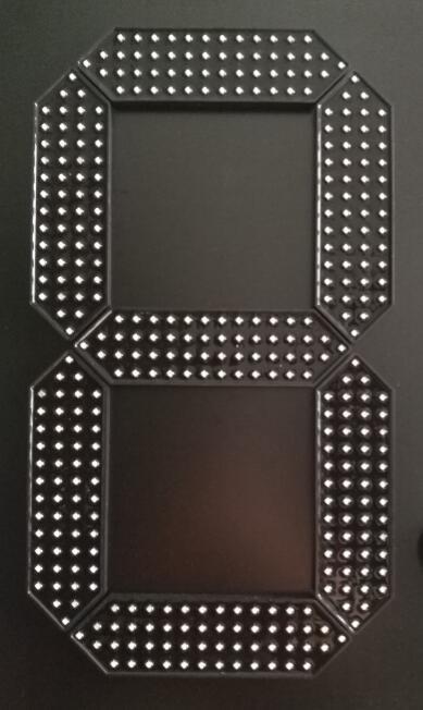 18inch Led 7 segment display module