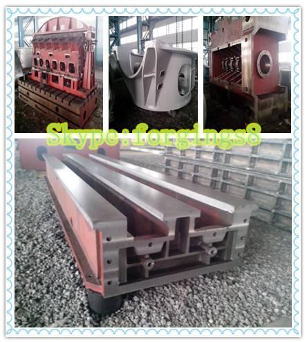 Tongyu produce many kinds of iron casting pats