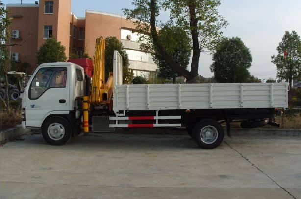 Truck with crane,crane,lorry loading crane,crane truck