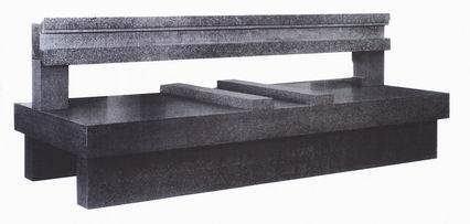 Granite parts of machine tools 5