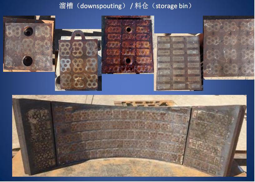 ceramic composite liner
