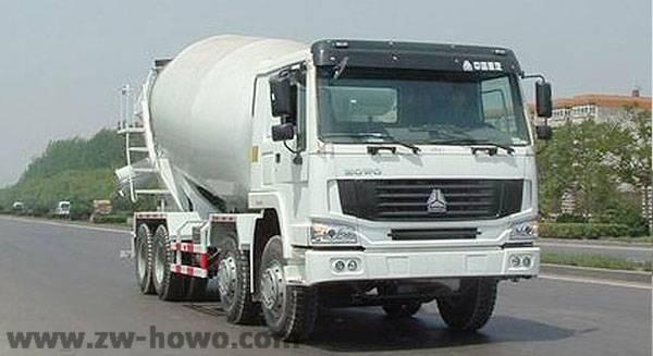 mixer truck 8x4
