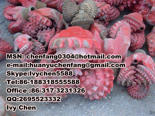 Buy used tricone bit