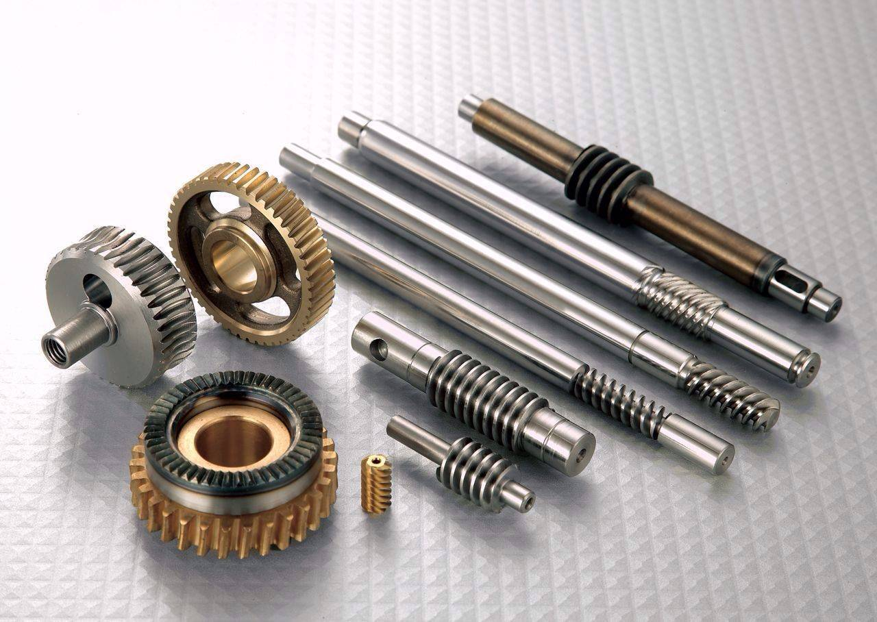 Chaochia Worm Gear and Worm Shafts