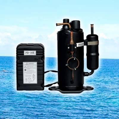 Hermetic Rotary Refrigeration compressor