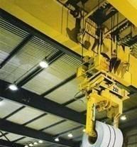 50T Double Girder Overhead Bridge Mobile Crane
