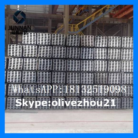Galvanized high quality hot sale U Section Steel