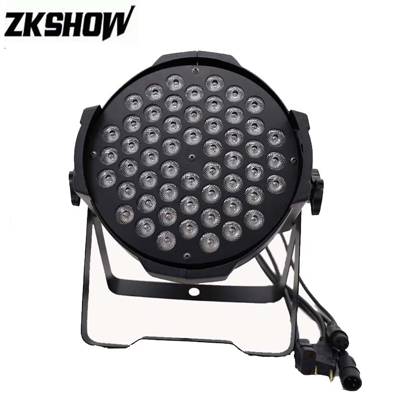 543W LED Par Can Wash Light Non-Waterproof WW/RGB/RGBW