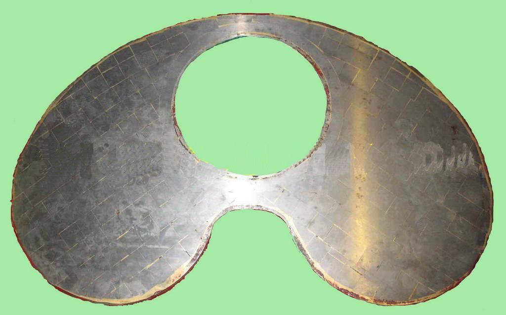 DN125(5.5'') Concrete Pump Spare Parts