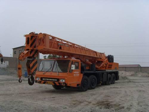 TADANO used truck crane 50t