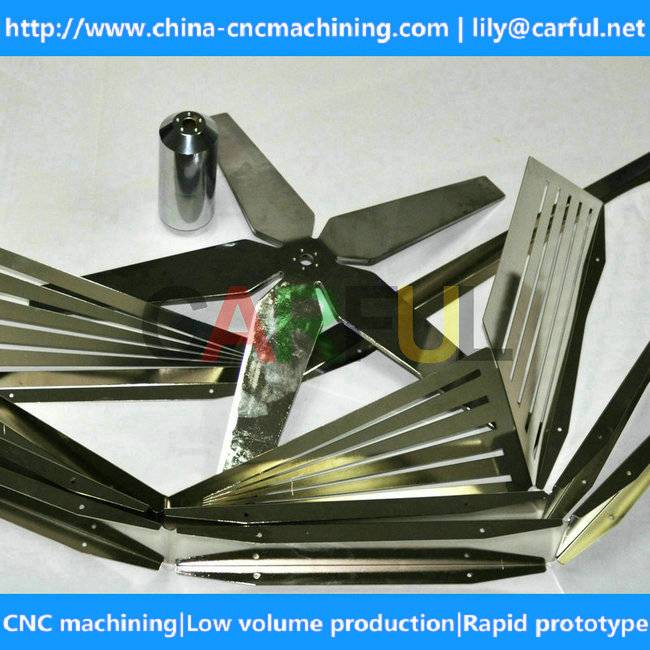 Chinese precision Stainless steel machining & Stainless steel CNC machining & Stainless steel millin