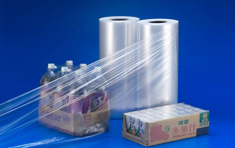 China Gold PE Shrink Film Supplier,Manufacturer,Company