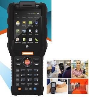 Rugged Industrial PDA,Handheld Data Terminal,PDA robusto,Barcode,WiFi,RFID,NFC,Mobile POS