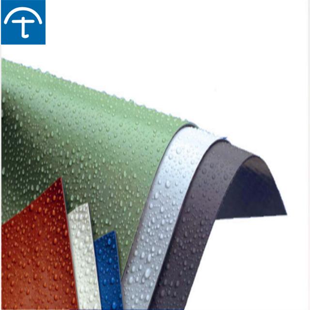 sell homogeneous PVC waterproof membrane sheet for basement waterproofing