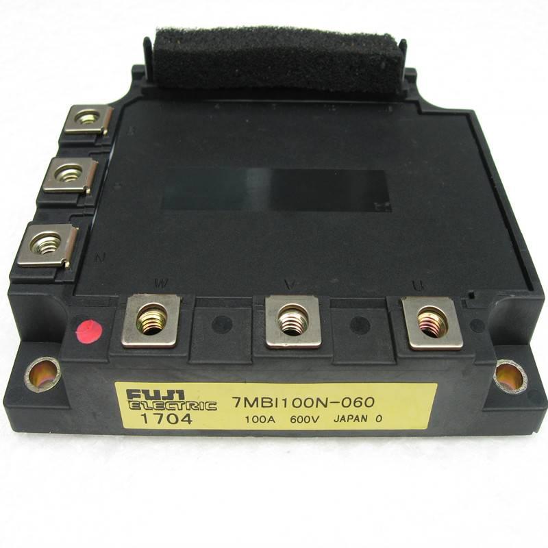 Semiconductor Modules 7MBI100N-060