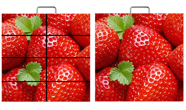 P5 Indoor LED Screen 960×960mm