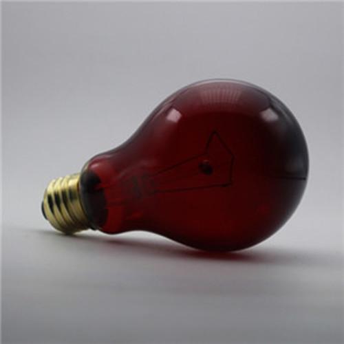 Reptile Nightlight Red Heat Bulb A23 150W