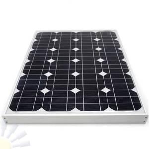 Solar Power Panel 60WP for Street Lighting